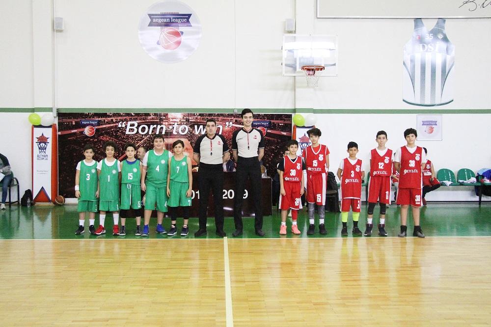 28-01-2019 9 eylül İhtisas-İzmir DSİ Spor