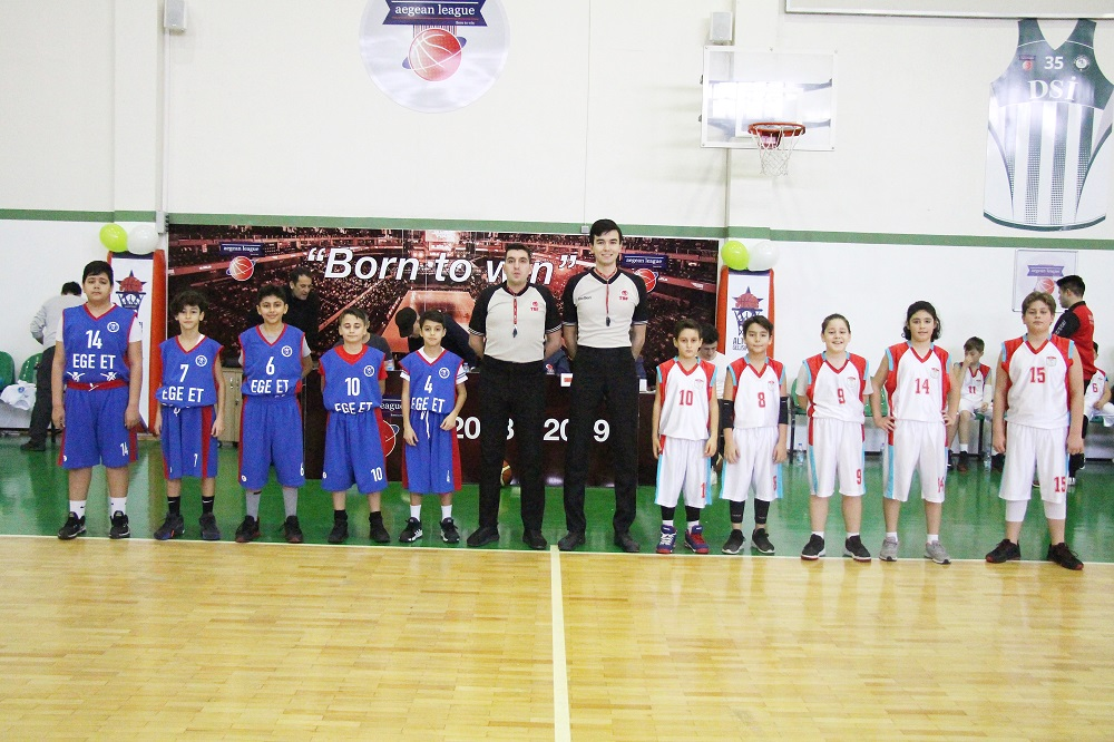 28-01-2019 Bayraklı Belediyespor-Lider Okulları