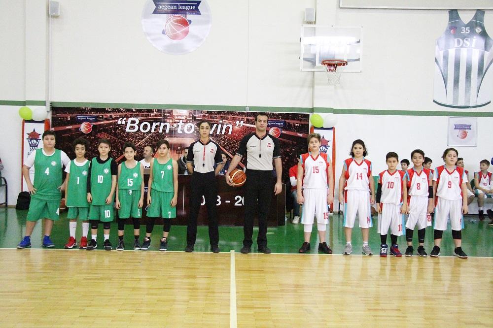 29-01-2019 Bayraklı Belediye-İzmir DSİ Spor