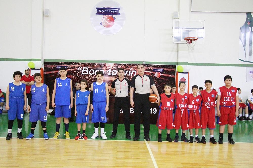 29-01-2019 Lider Okulları-İzmir Büyükşehir Belediyespor
