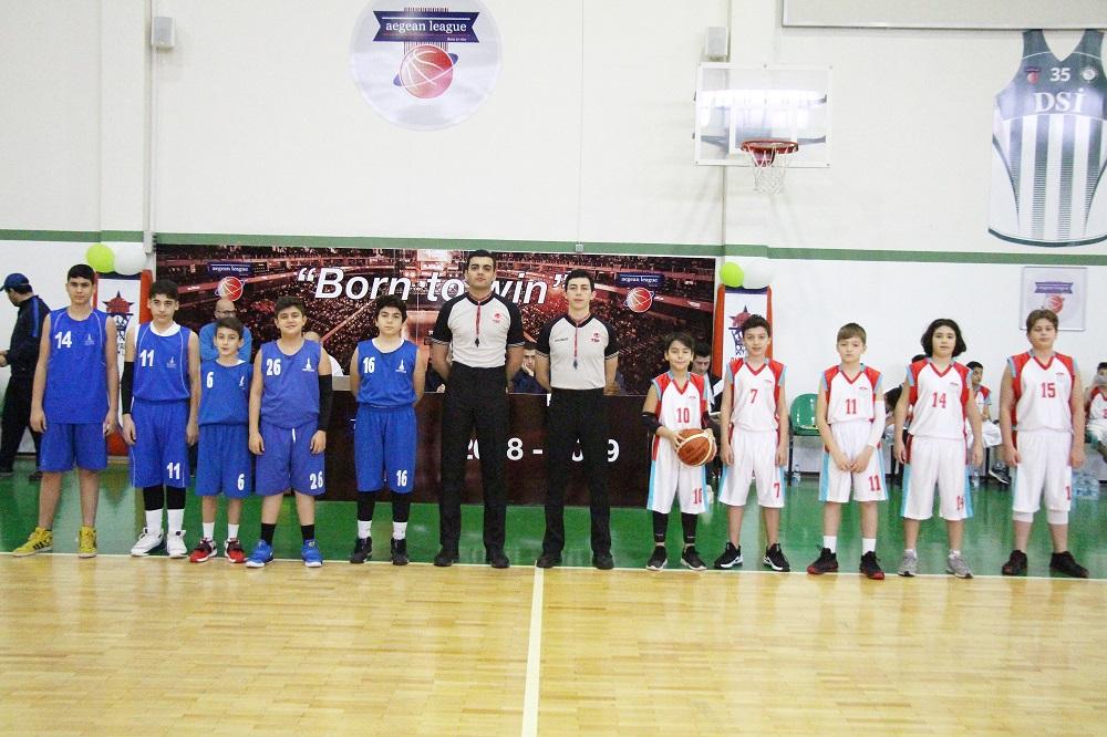 30-01-2019 Bayraklı Belediyespor-İzmir Büyükşehir Belediyespor