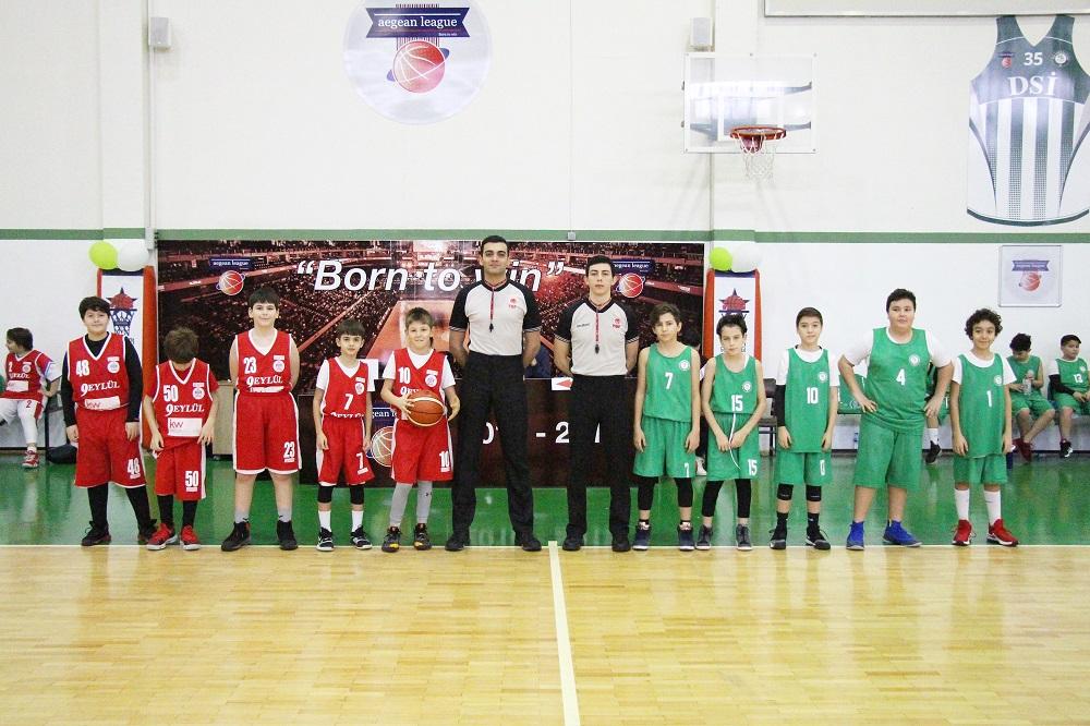 30-01-2019 İzmir DSİ Spor-9 Eylül Gençlik