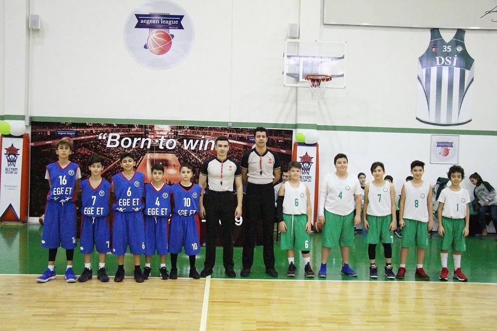 31-01-2019 İzmir DSİ Spor-Aydın Lider Okulları