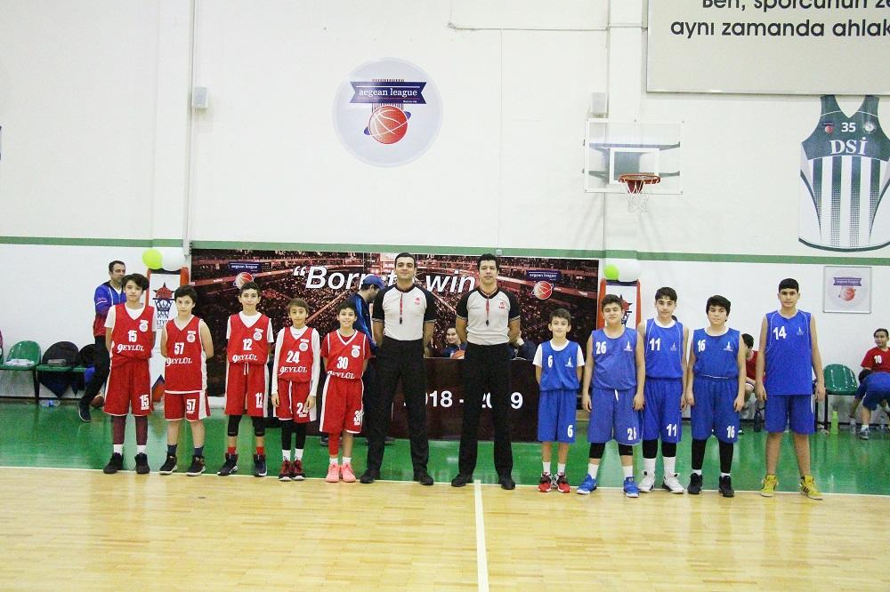 31-01-2019 İzmir Büyükşehir Belediyespor-9 Eylül İhtisas