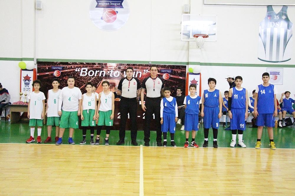 01-02-2019 İzmir Büyükşehir Belediyespor-İzmir DSİ Spor