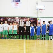 01-02-2019 İzmir Büyükşehir Belediyespor-İzmir DSİ Spor / 1